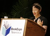 Alice Sebold Photo - Alice Sebold pictured during The Book  Author Breakfast held during the 2007 Book Expo at the Jacob Javitz Center on June 3 2007 in