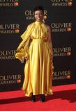 Albert Hall Photo - London UK Noma Dumezweni at The Olivier Awards Royal Albert Hall Kensington London on April 9th 2017Ref LMK73-J180-100417Keith MayhewLandmark MediaWWWLMKMEDIACOM