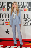 Anais Gallagher Photo - London UK Anais Gallagher at BRIT Awards 2016 Red Carpet Arrivals at the O2 Arena London on February 24th 2016Ref LMK73-60035-250216Keith MayhewLandmark Media WWWLMKMEDIACOM