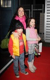 Arabella Weir Photo - London UK Arabella Weir and kids at the Gala Screening of the Dr Who Christmas Special Voyage of the Damned at the Science Museum London18 December 2007Keith MayhewLandmark Media