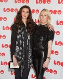 Jessica Knappett Photo - London UK  Jessica Knappett and Hatty Hayridge   attending the LOCO Superbob - UK film premiere  QAat BFI Southbank Belvedere Road London  24th January 2015 RefLMK12-50471-240115JAdamsLandmark MediaWWWLMKMEDIACOM