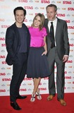 Amy Huberman Photo - London UK Andrew Scott Amy Huberman  Peter McDonald   at  the  The Stag  gala film screening Vue West End cinema Leicester Square 13th March  2014 in London England UKRefLMK315-47860-140314 Can NguyenLandmark MediaWWWLMKMEDIACOM