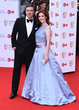 andrew buchan Photo - London UK  Andrew Buchan and Amy Nuttall at The Virgin TV British Academy (BAFTA) Television Awards 2017 held at The Royal Festival Hall Belvedere Road London on Sunday 14 May 2017Ref LMK392-J277-150517Vivienne VincentLandmark Media WWWLMKMEDIACOM