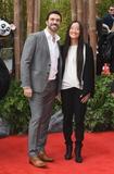 Alessandro Carloni Photo - London UK Alessandro Carloni and Jennifer Nelson at the Kung Fu Panda3European PremiereOdeon Leicester Square 6th  March 2016 Ref LMK326-60293-060316Matt LewisLandmark Media WWWLMKMEDIACOM