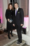 Jimmy Choo Photo - London UK  Rob Pruitt  and guest    at the  Jimmy Choo hosts dinner in honour of artist Rob Pruitt at No 35 Belgrave Square London 11th October 2012 Keith MayhewLandmark Media