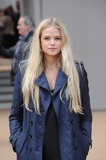 Gabriella Wilde Photo - London UK  160913Gabriella Wilde at the Burberry Prorsum Fashion Show during London Fashion Week SS14 held at Kensington Gardens16 September 2013Ref LMK200-45283EBES-160913WWWLMKMEDIACOMLandmark Media