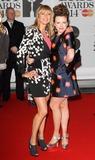 Annie Mac Photo - London UK   Sara Cox and Annie Mac  at the The BRIT Awards with MasterCard 2014 Red Carpet arrivals at the 02 Arena London 19th February 2014  RefLMK73-47701-200214Keith MayhewLandmark MediaWWWLMKMEDIACOM
