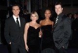 Amici Forever Photo - LondonUK Amici Forever at the La Dolce Vita party in aid of Debra a charity that helps people with the genetic skin blistering condition Epidermolysis Bullosa (EB) The night included champagne reception gourmet dinner and charity auction to raise cash Battersea Evolution Battersea Park London12th December 2007Eric BestLandmark Media