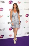 Annabel Croft Photo - London UK Annabel Croft  at the  Pre-Wimbledon Tennis Tournament Party   Kensington Roof Gardens 16th June 2011 Keith MayhewLandmark Media