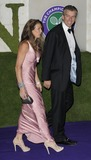 Annabel Croft Photo - London UK Annabel Croft and Husband at the Wimbledon Champions Dinner held at the Inercontinental Hotel Park Lane 3rd July 2011Can NguyenLandmark Media