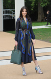 Anushka Sharma Photo - London UK Anushka Sharma at Burberry Prorsum fashion show  SpringSummer 2015 - arrivals during London Fashion Week 15th September 2014Ref LMK200-49544-150914Landmark MediaWWWLMKMEDIACOM