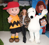 Charlie Brown Photo - London UK  Kate Garraway  at The UK Gala Screening of Snoopy and Charlie Brown at  The Peanuts Movie at Vue West End Leicester Square London on Saturday 28 November 2015Ref LMK392-58951-291115Vivienne VincentLandmark Media WWWLMKMEDIACOM