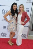 Angel City Photo - 2014 Made in Hollywood Awards Hosted by Los Angeles City Council  Hollywood Chamber of Commerce 1600 Vine Hollywood CA 02132014 Vanessa Bronfman and Christy Oldham Clinton H WallacephotomundoGlobe Photos Inc