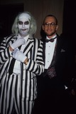 Beetlejuice Photo - Robert Englund with Beetlejuice 1981 L2067 Supplied by Globe Photos Inc