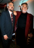 Kenny Rogers Photo - Sd0418 Donation to Gay Mens Health Crisis at the Roasters Kenny Rogers and Brother Photo Byrose HartmanGlobe Photos Inc 1996 Kennyrogersretro