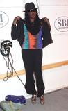 Alexander Berardi Photo - Mercedes-benz Fashion Week Spring 2011 Alexander Berardi Show - Backstage the Studio at Lincoln Center NYC 09-10-2010 Photos by Barry Talesnick-ipol-Globe Photos Inc 2010 Grace Jones