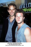 Paul Walker Photo -  Fast and Furious Prem Mann Village  Westwood CA 06182001 Paul Walker and Scott Caan Photo by Paul SkipperGlobe Photosinc