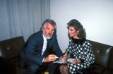 Kenny Rogers Photo - Kenny Rogers and Wife Kennyrogersretro F0269 1984 Photo by John BarrettGlobe Photos Inc