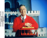 Mr Rogers Photo - Mister Rogers Neighborhood Mr Rogers Supplied by Globe Photos Inc
