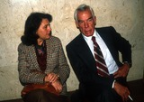 Lee Marvin Photo -  Lee Marvin and Wife Pamela Bob NobleGlobe Photos Inc