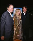 Goldie Hawn Photo -  Behind the Sun Premiere Motion Picture Academy Beverly Hills CA 11272001 Goldie Hawn Arthur Cohn and Rodrigo Santoro Photo by Amy GravesGlobe Photosinc