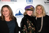 Gael Greene Photo - City Meals on Wheels 22nd Annual Power Lunch For Women the Rainbow Room Rockefeller Center NYC November 21 08 Photos by Sonia Moskowitz Globe Photosinc 2008 Kathleen Turner Gael Greene and Fran Lefrak