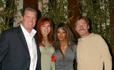 Tracy Bingham Photo - Hollywood Car Club Launch Party Chi Restaurant West Hollywood California 031004 Photo by Clinton H WallaceipolGlobe Photos Inc2004 John Yarbough Gretchen Traci Bingham and Danny Bonaduce