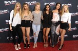 Ashley Graves Photo - Kj Skorge Charlotte Dalessio Josie Cansecochristine Burke Milena Gorum Ashley Graves attending the Los Angeles Premiere of Janoskians Untold and Untrue Held at the Bruin Theatre in Westwood California on August 25 2015 Photo by D Long- Globe Photos Inc
