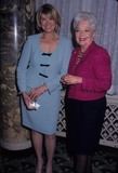 Ann Richards Photo - Martha Stewart with Ann Richards at Matrix Awards Hilton Hotel New York 1996 Photo by Anthony Savignano-Globe Photos Inc