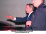 George Bush Photo -  George Bush Celebrates His Certification in Florida Election Texas 11262000 Photo by Jeff NewmanGlobe Photosinc