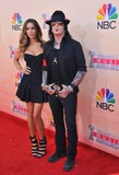 Nikki Sixx Photo - Nikki Sixx Courtney Bingham attending the 2015 Iheartradio Music Awards Held at the Shrine Auditorium in Los Angeles California on March 29 2015 Photo by D Long- Globe Photos Inc