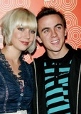 Frankie Muniz Photo - Frankie Muniz and Fiance Jamie - Fox Fall Casino Party - Cabana Club Hollywood California - 10-24-2005 - Photo by Nina PrommerGlobe Photos Inc 2005
