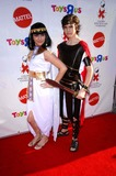 Shelbie Bruce Photo - Shelbie Bruce and Robby Bruce During the the Children Affected by Aids 15th Annual Dream Halloween Held at the Barker Hanger on October 25 2008 in Santa Monica California Photo Michael Germana - Globe Photos Inc 2008