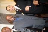 Louis Gossett Jr Photo - Mayor Eric Garcetti and the City of Los Angeles Host African American Heritage Month Celebration City Hall Los Angeles CA 02112014 Louis Gossett Jr and Jarvee Hutcherson Clinton H WallaceGlobe Photos Inc