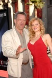 Brian Thompson Photo - Brian Thompson and Sharon Braun During the Premiere of the New Movie From 20th Century Fox the X-files I Want to Believe Held at Graumans Chinese Theatre on July 23 2008 in Los Angeles Photo Michael Germana - Globe Photos