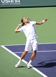 Alexandr Dolgopolov Photo - Bnp Paribas Tennis Tournament at Indian Wells Mens Semi Finals Indian Wells California March 15 2014 Photos by Sonia Moskowitz Globe Photos Inc 2014 Alexandr Dolgopolov