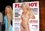 Playboy Magazine Photo - Nikki Zierings July Playboy Magazine Cover Release Party- the Nacional Hollywood CA - 06122003 - Photo by Clinton H Wallace  Ipol  Globe Photos Inc 2003 - Nikki Ziering