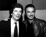 Burt Reynolds Photo - Bert Convy and Burt Reynolds 4347 R DominguezGlobe Photos Inc