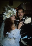 Jane Seymour Photo - Freddie Mercury Jane Seymour A8376 Photo by Alpha-Globe Photos Inc