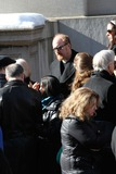 Phillip Seymour Hoffman Photo - Phillip Seymour Hoffman Funeral at St Ignatius Loyola Church in Manhattan Bruce Cotler 2014 Louis Ck