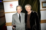 Arthur Penn Photo - the New York Academy of Motion Picture Arts and Science Salutes Dede Allen 11-07-2006 Photo Barry Talesnick  Ipol  Globe Photos Inc 2006 Arthur Penn and Estelle Parsons