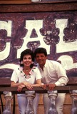 Frankie Avalon Photo - 1990 Frankie Avalon and Annette Funicello Photo by Bob KatesGlobe Photos