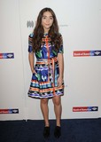 Rowan Blanchard Photo - Rowan Blanchard attending the International Womens Media Foundation Courage in Journalism Awards Held at the Beverly Wilshire Hotel in Beverly Hills California on October 27 2015 Photo by David Longendyke-Globe Photos Inc