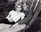 Troy Donahue Photo - Connie Stevens Troy Donahue 1961 Supplied by Globe Photos Inc