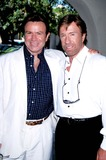 Chuck Norris Photo - Sd0723 Television Critics Press Tour  Cbs Pasadena California Chuck Norris and Brother Photo Tammie Arroyo  Globe Photos Inc 1998 Chucknorrisretro