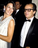 Angelica Houston Photo - Jack Nicholson_angelica Houston Photo BymichelsonGlobe Photos Inc