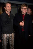 Elton John Photo - Elton John with David Furnish at the Road to El Dorado Premiere  Village Theatre  CA 3-29-2000 I4248pr Photo by Phil Roach-ipol-Globe Photos Inc
