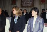 Donny Osmond Photo - David Lee Roth with Donny Osmond Photo by John Barrett-Globe Photos Inc