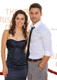 Kathryn McCormick Photo - Kathryn Mccormick Ryan Guzman attending the 2nd Annual Dizzy Feet Foundations Celebration of Dance Gala Held at the Dorothy Chandler Pavilion in Los Angeles California on July 28 2012 Photo by D Long- Globe Photos Inc