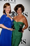 Alice Ripley Photo - Annual Tony Awards Press Room the Rainbow Roomnyc June 7 09 Photos by Sonia Moskowitz Globe Photos Inc 2009 Alice Ripley and Marcia Gay Harden K62301smo